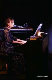 Sandra Liradelfo en concert