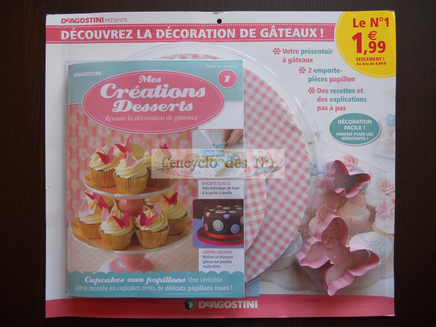 N° 1 Mes créations desserts - Test - DeAgostini - Mars 2012 Mod_html215849_4f68f345117ee