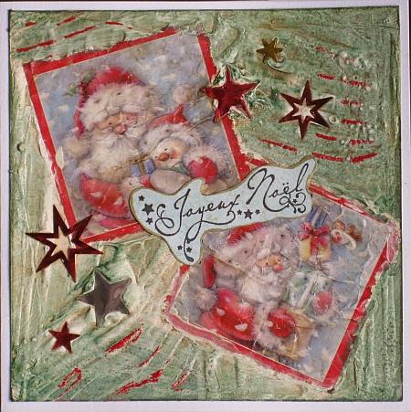 Quelques cartes de Noël