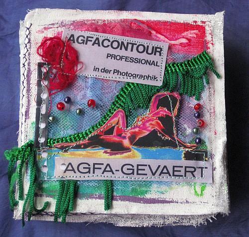 Livre serpentin - Agfacontour