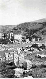 Visite des ruines de Timgad