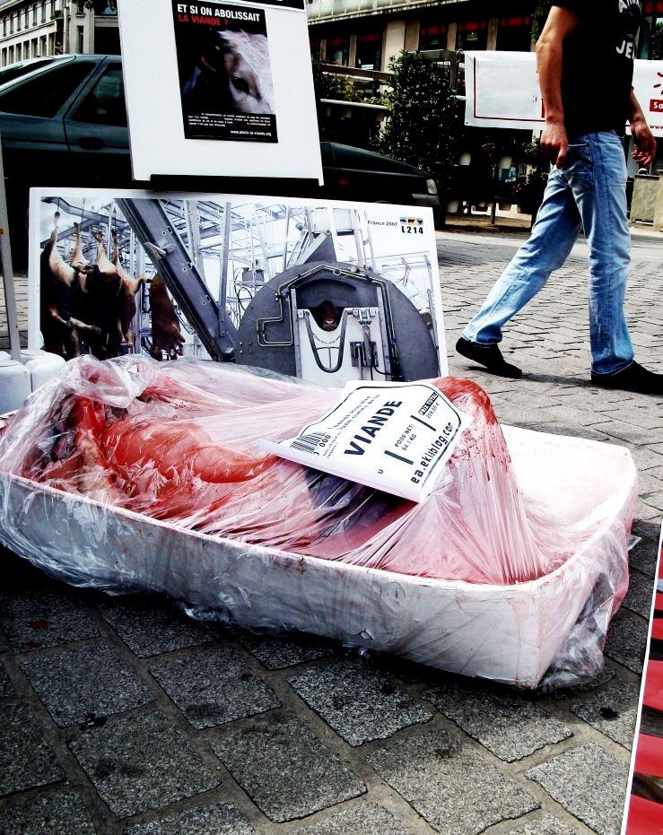 nea - Abolition de la viande - rennes