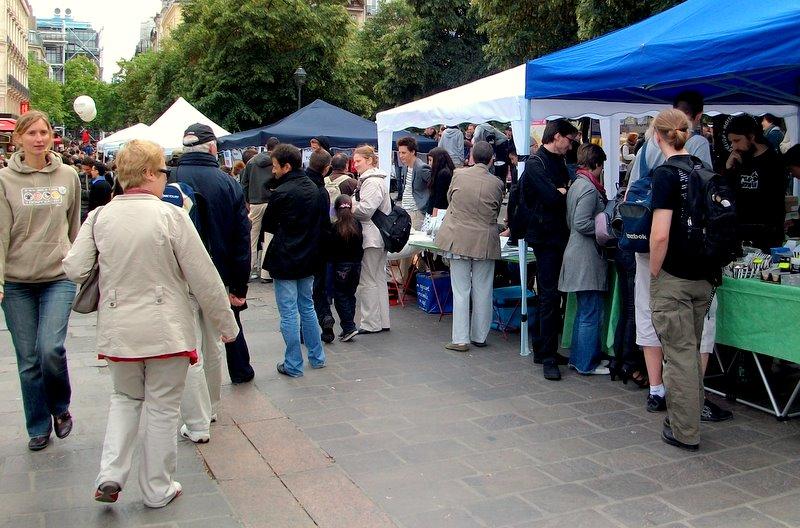 nea - vegfest 2011