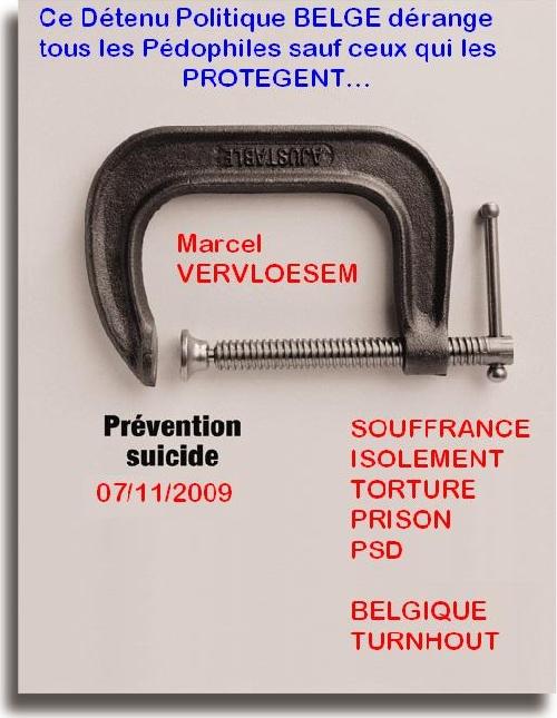 AFFAIRE Marcel Vervloesem