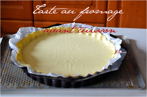 Tarte Fromage aux Fruits