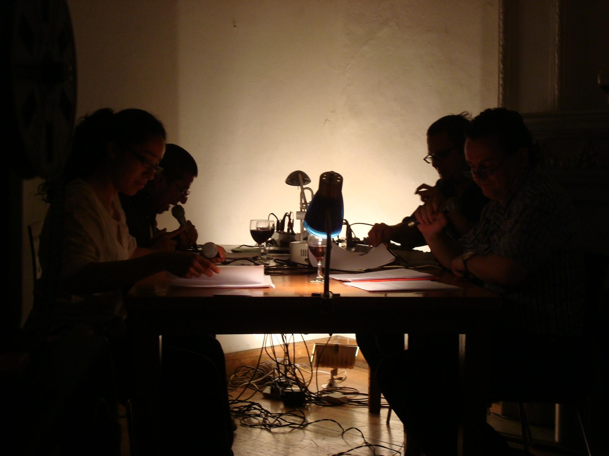 Cabaret literario 05, 06 & 07