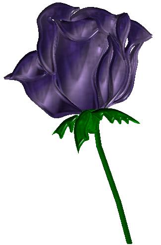Tube Fleur Rose Violet Chaisard Self Service Le Monde De L