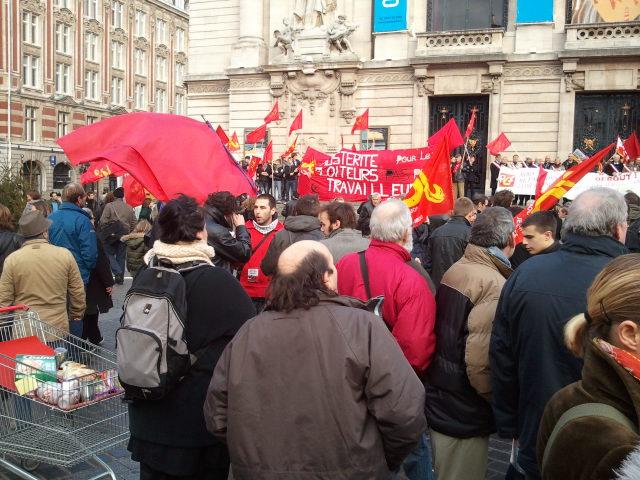 Non à l'austérité, Oui à la solidarité