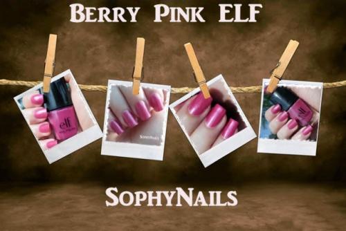 Berry Pink ELF