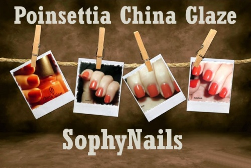 Poinsettia China Glaze