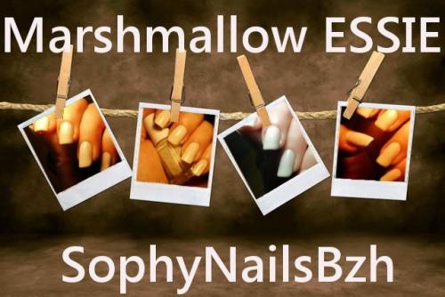 Marshmallow - Essie