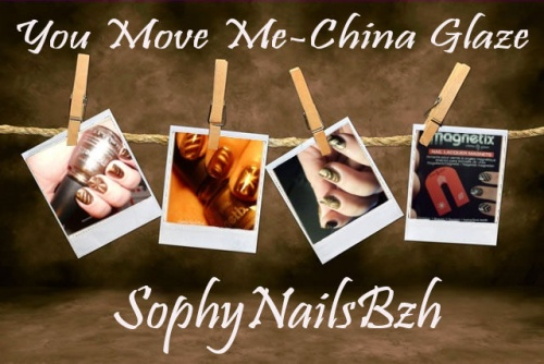 You Move Me - CHINA Glaze