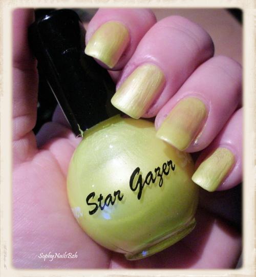 Star Gazer Jaune