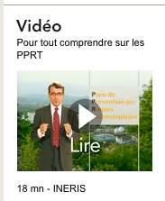 Film de présentation d'un PPRT