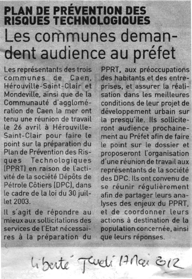 Rencontre SosCalix - Mondeville