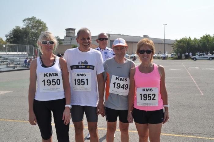 Notre équipe 10km