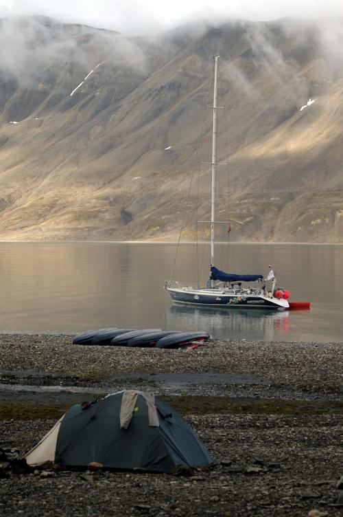 aventure dans l'arctique