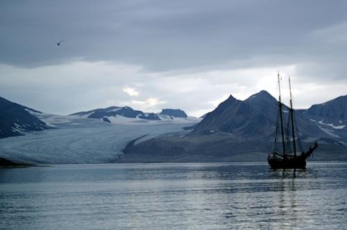 Aventure dans l'arctique (suite)