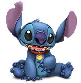 Straight Line Stitch Disney_stitch