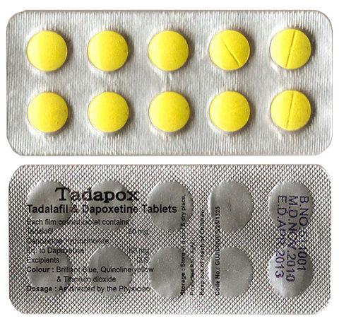 Tadapox - un produit puissants et efficace pour combattre la dysfonction sexuelle masculine.