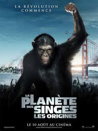 La Planète des singes Origine