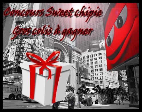 Concours Sweetchipie