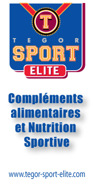 Tégor Sport Elite le N°1 de la Nutrition sportive, vente exclusive en France