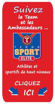 Suivez la Team et les Ambassadeurs Tégor Sport Elite sur notre Blog