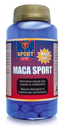 Maca Sport complement naturel, améliore les performances, énergie et endurance