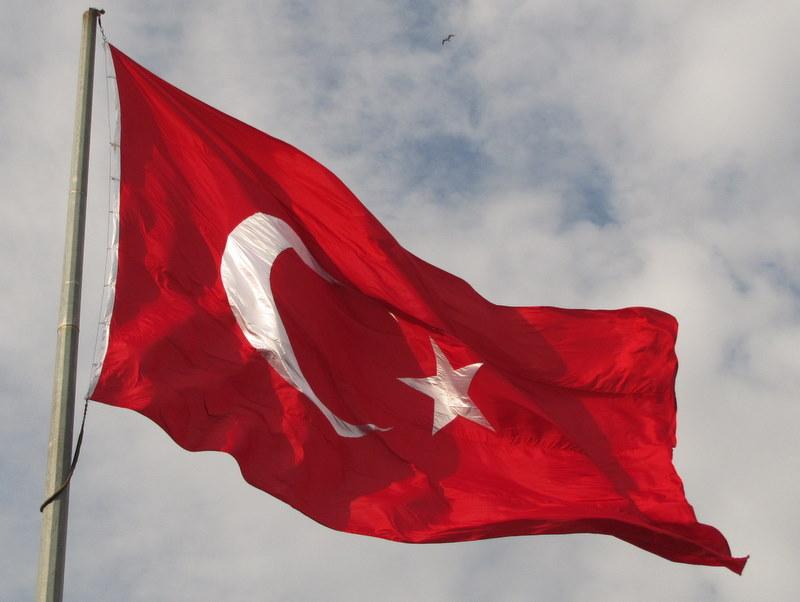flag turquie
