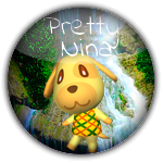 Pin's Pretty nina tout sur animal crossing