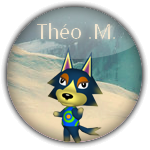 théo m pin's tout sur animal crossing