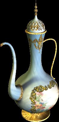 Thé et materiel pour le Thé