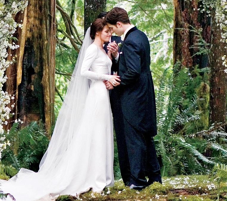 Qu'en dites-vous ? dans Twilight
