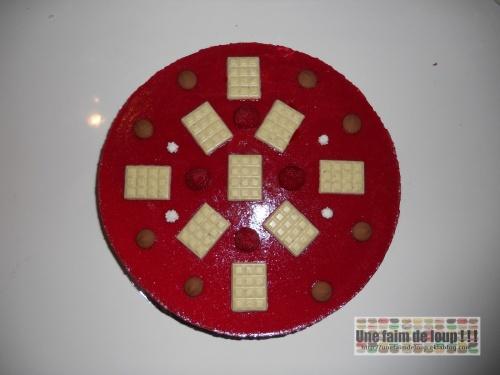 chocolat - Bavarois framboise et son croustillant au chocolat blanc praliné Mod_article45884655_4f8a93dcc7442