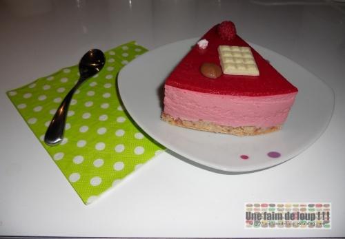 chocolat - Bavarois framboise et son croustillant au chocolat blanc praliné Mod_article45884655_4f8a94aa96c05