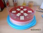 chocolat - Bavarois framboise et son croustillant au chocolat blanc praliné Mod_article45884655_4f8aa13a1ce8d