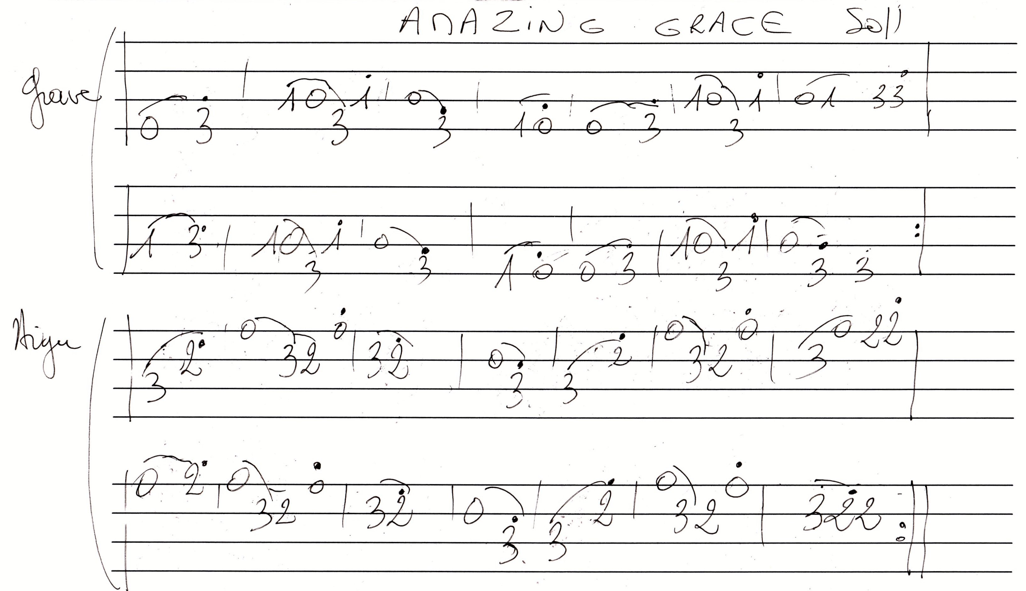 Recréation musicale