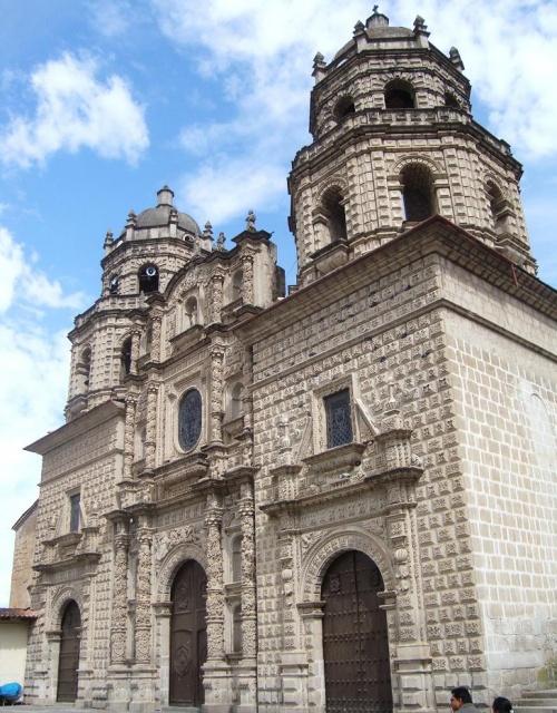 Cathédrale de Cajamarca